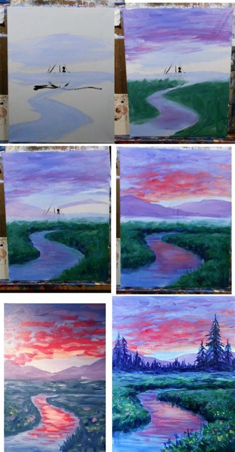 35 Step by Step Watercolour Painting Tutorials for